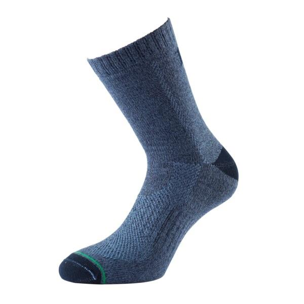 1000 Mile All Terrain Mens Trail Running/Hiking Socks - Sapphire