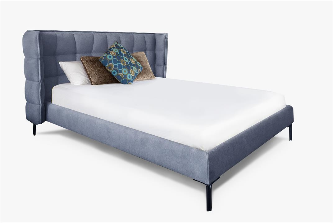 Alfi Upholstered Slat Bed Frame