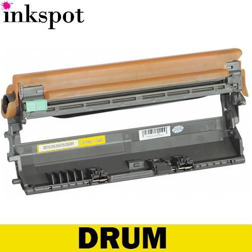 Brother Compatible DR240 Yellow Drum