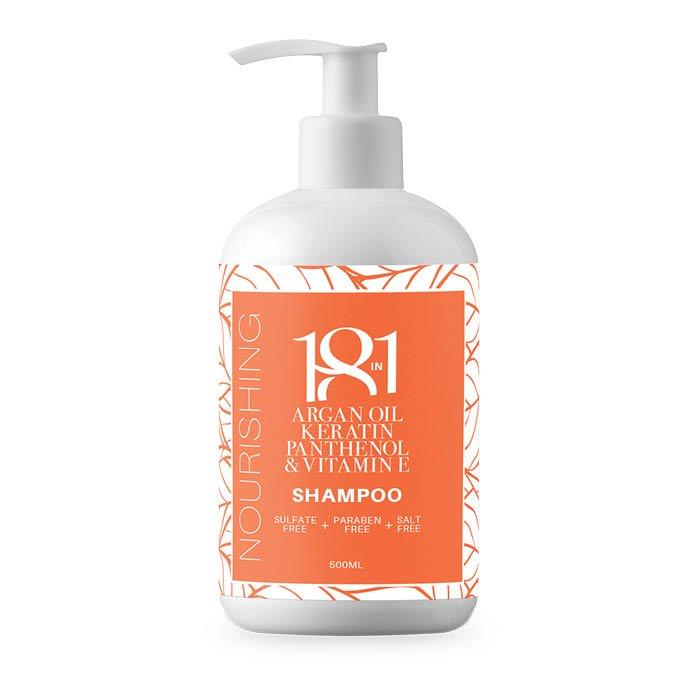 18 in 1 Nourishing Shampoo 500ml